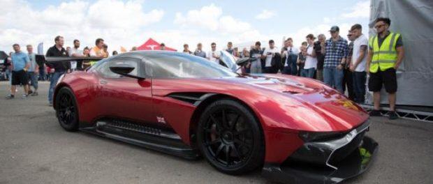 Fast Car Festival - Aston Martin Vulcan