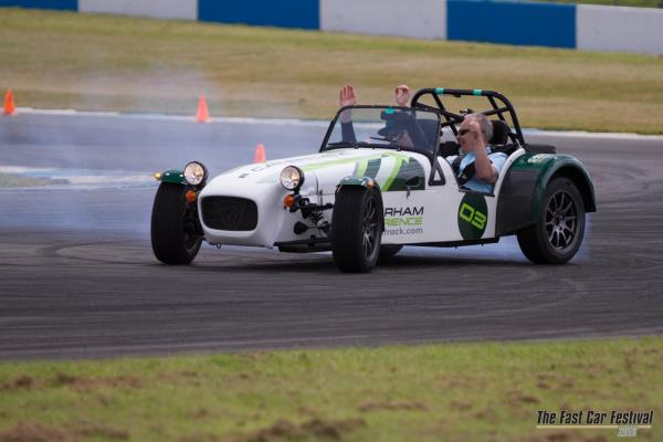 Fst Car Festival -Caterham Drift