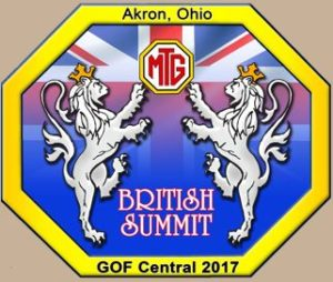 GOF Central XXXVIII - Ohio - British Summit