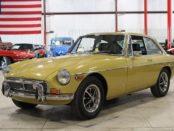 John Twist 1973 MGB-GT For Sale