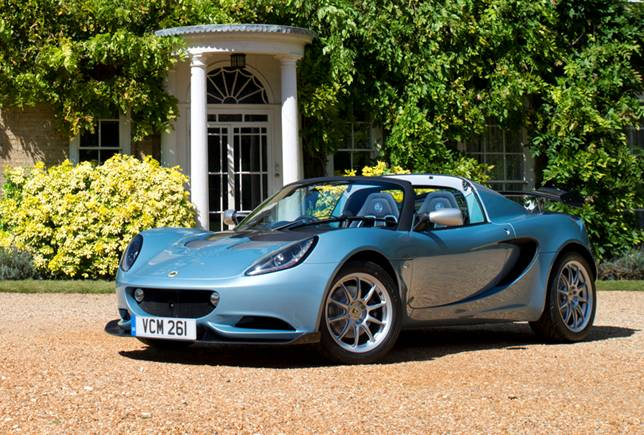 Lotus Elise 250 Special Edition 2