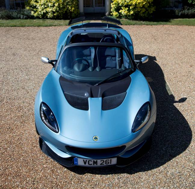 Lotus Elise 250 Special Edition 4