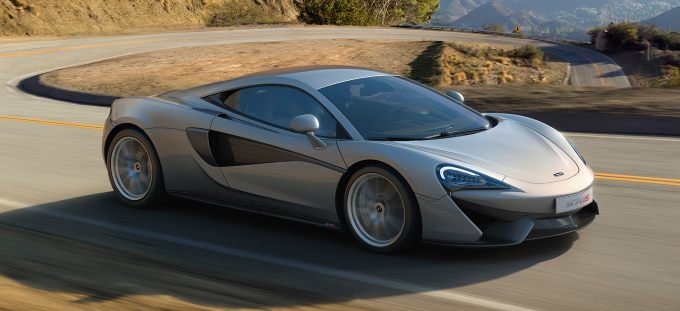McLaren Returns to Monterey Car Week and Pebble Beach