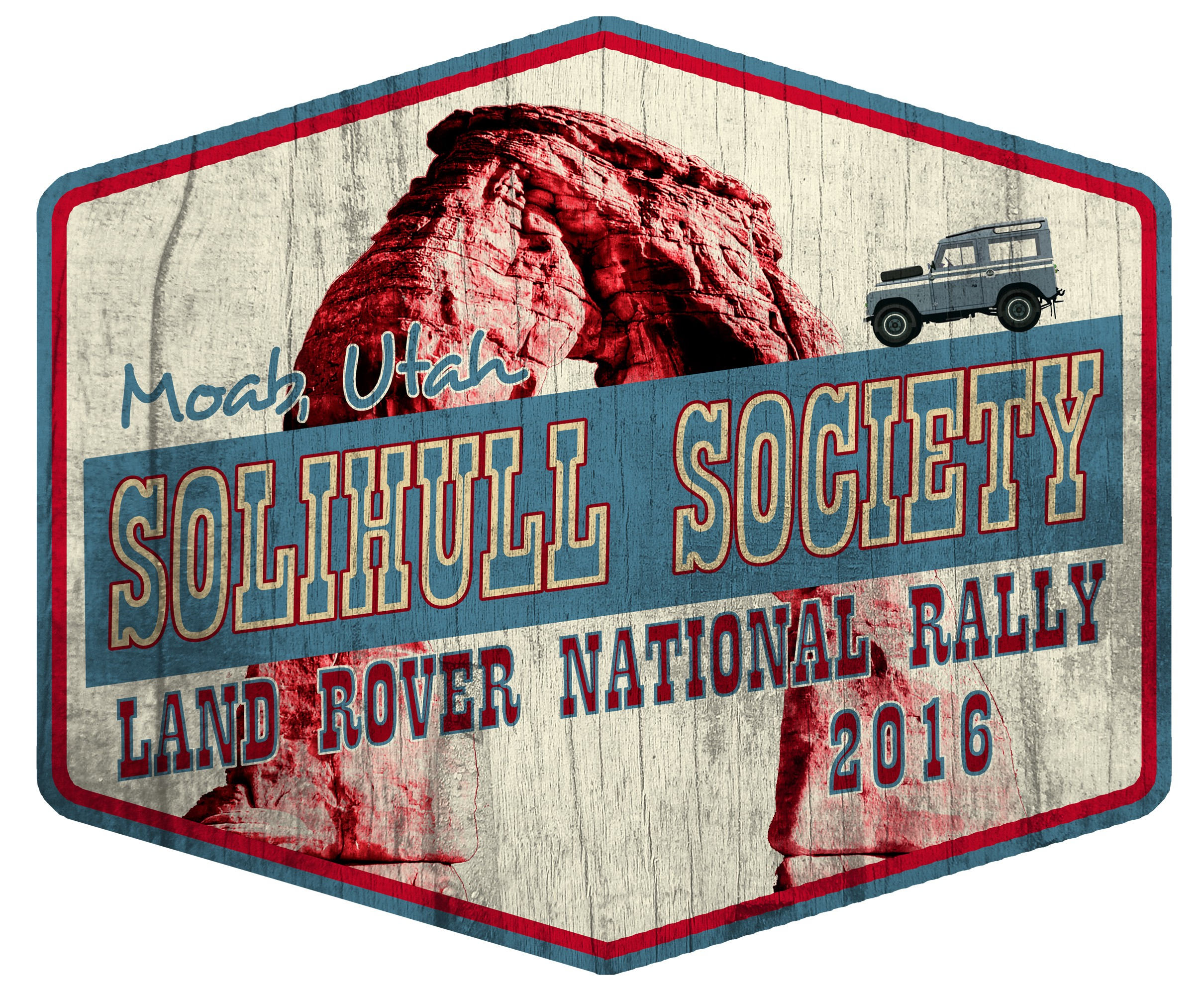 Solihull Society Land Rover National Rally 2016