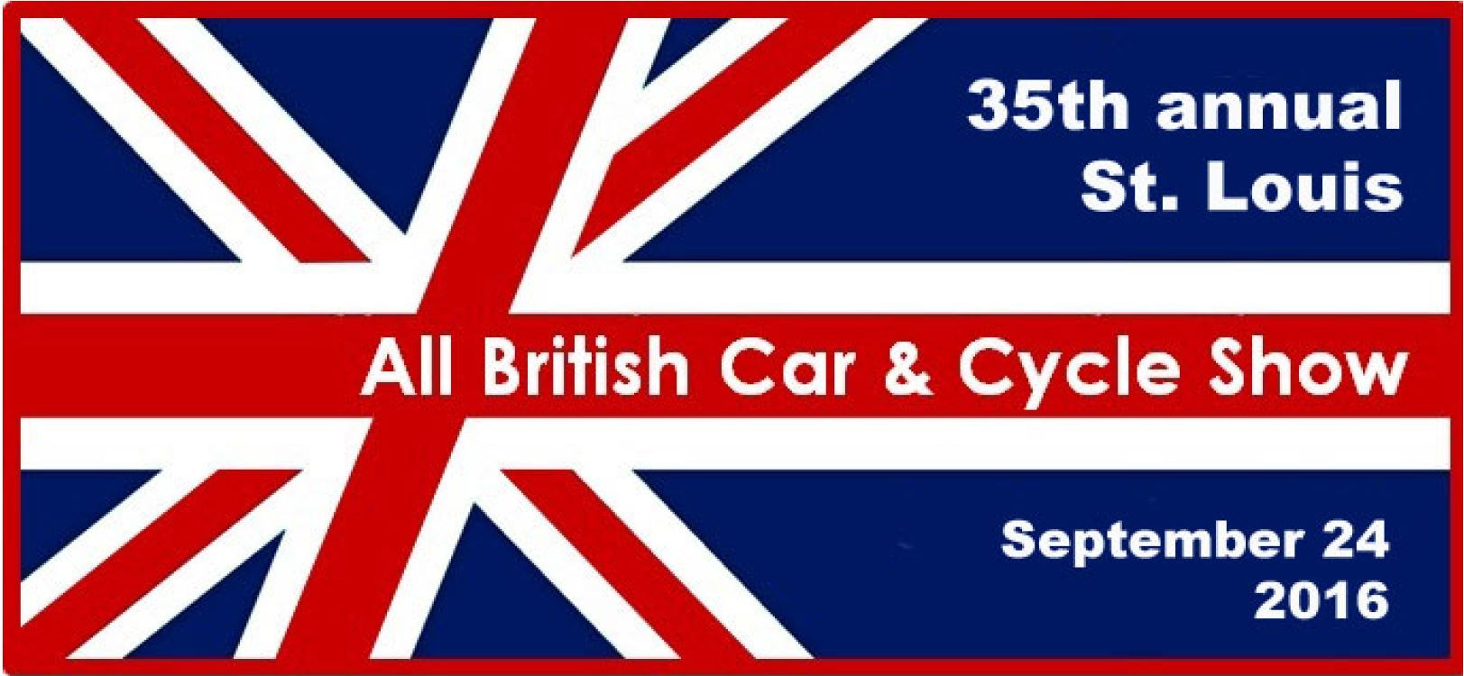 St Louis All British Car and Cycle Show