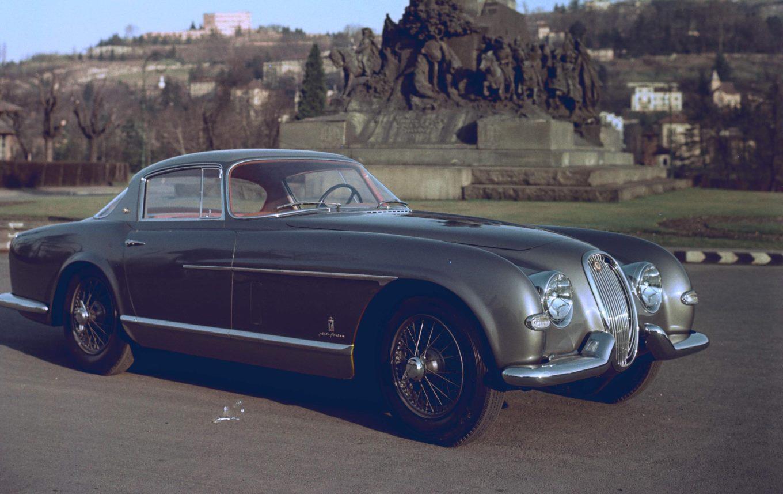 1955 XK120 by Pininfarina