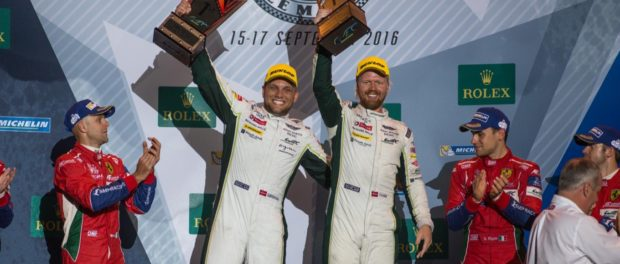 Aston Martin Racing dominates GTE field