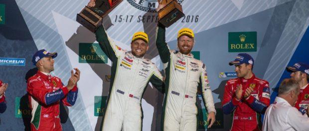 Aston Martin Racing dominates GTE field