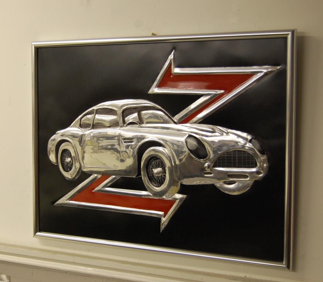 Aston Martin DB4 Zagato, Artistry in Aluminium