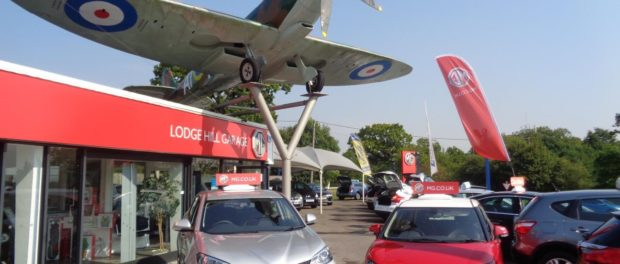 Videos Motor Shows Press Office Contacts Links RSS BACK TO THE FUTURE FOR MG via Lodge Hill Garage in Abingdon