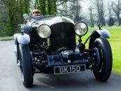 Bentley 4.5 Blower - 2 Brits Make Century of Supercars List