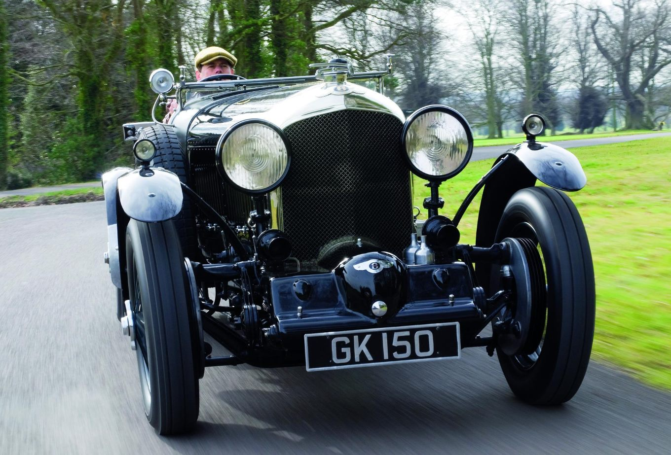 Bentley 4.5 Blower - 2 Brits Make Century of Supercars List