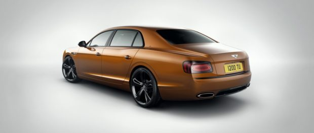 Bentley Flying Spur W12 S (2)