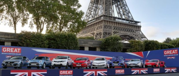 British Built Cars More Popular Than Ever