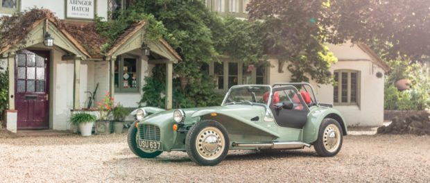 Caterham Seven Sprint 8