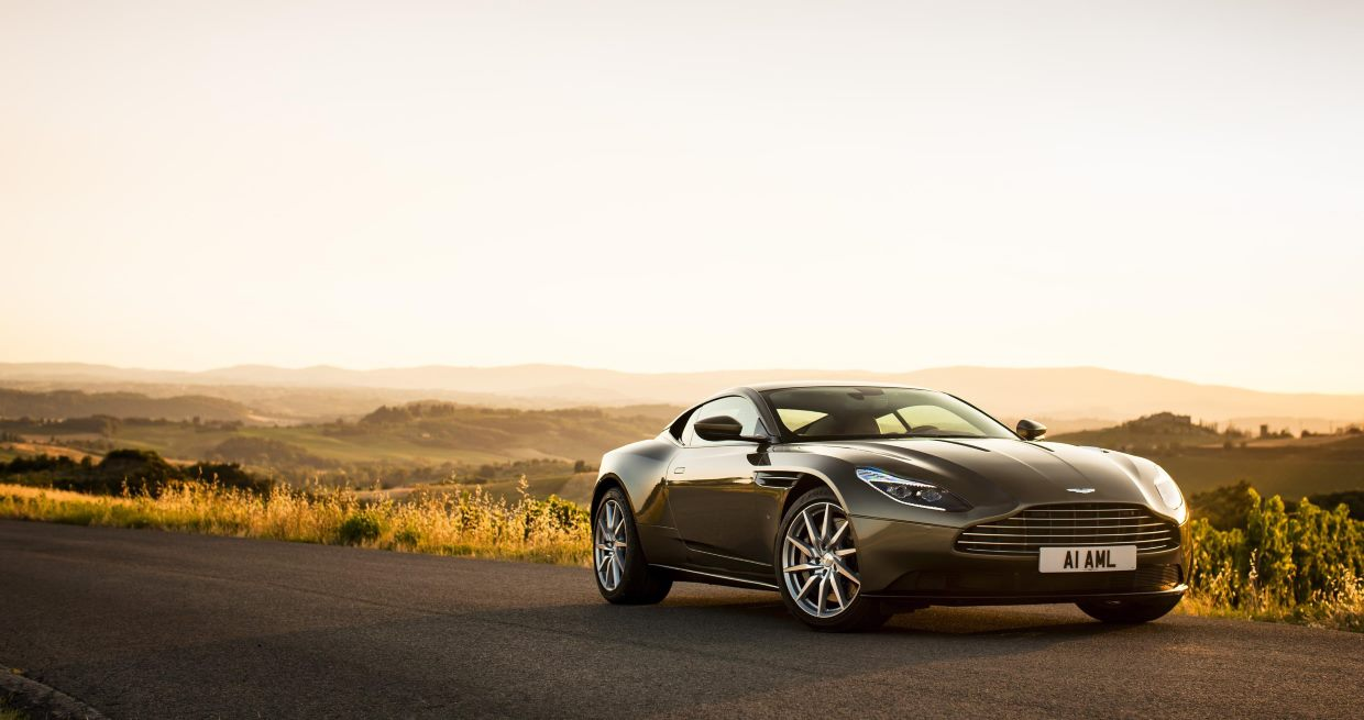 The new Aston Martin DB11 has won the T3 Design of the Year Award