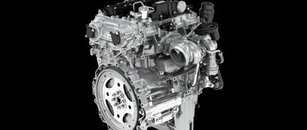 Ingenium Petrol Engine
