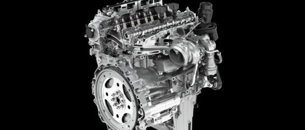 Ingenium Petrol Engine Cutaway