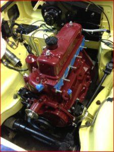 Installing Rebuilt Engine 1