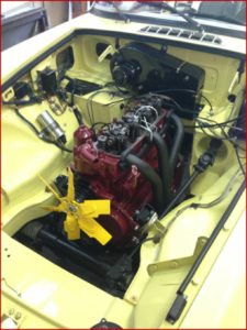 Installing Rebuilt Engine 2