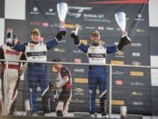 McLaren takes double British GT victory at Donington season finale