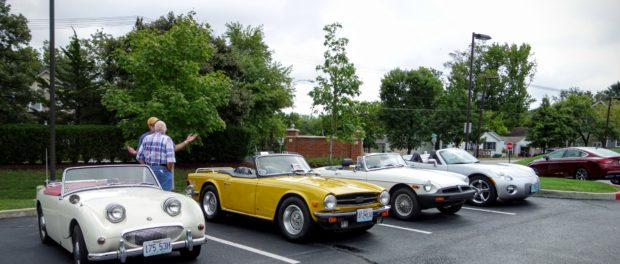Quick Report - Aberdeen Heights Car Show