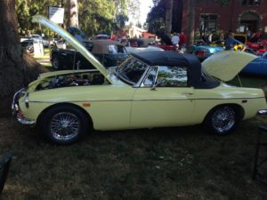 Readers Rides - Doug Foster's 1969 MGB
