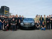 Rolls-Royce Motor Cars supported Mission Motorsport at the charity's annual invitational track day, held this year at the Goodwood Motor Circuit.