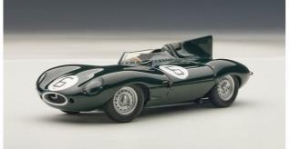 Silent Autos Jaguar D-Type