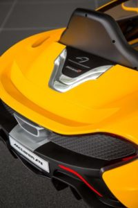 The latest McLaren P1 is Pure Electric - Toy - Main