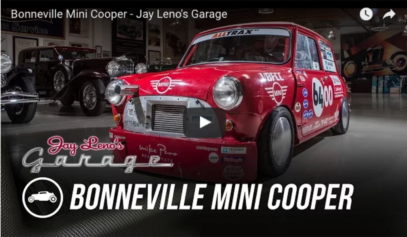 VotW - Minis on Jay Leno's Garage