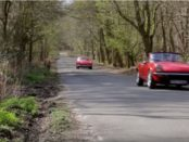 What it means to own an MGB or TRIUMPH SPITFIRE