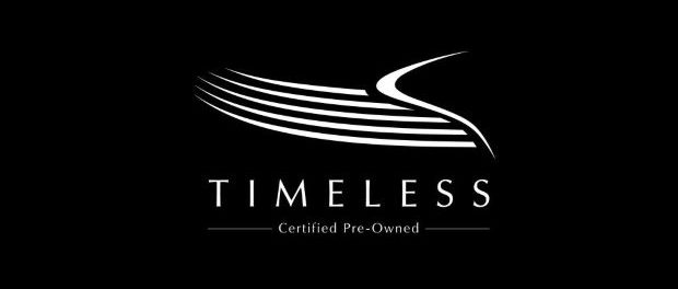 Aston Martin Timeless Logo