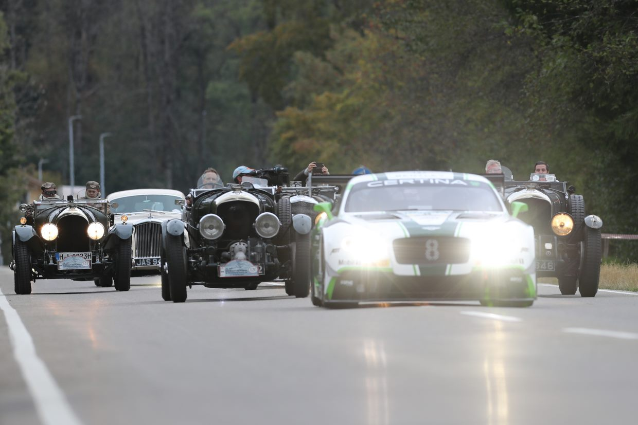 BENTLEY AT THE JOCHPASS MEMORIAL AND HISTORIC-RALLYE_01