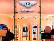BENTLEY OPENS NEW LUXURY PERSONALISATION STUDIO IN WESTFIELD LONDON