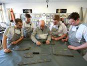 Bentley Apprentice Renovation Project