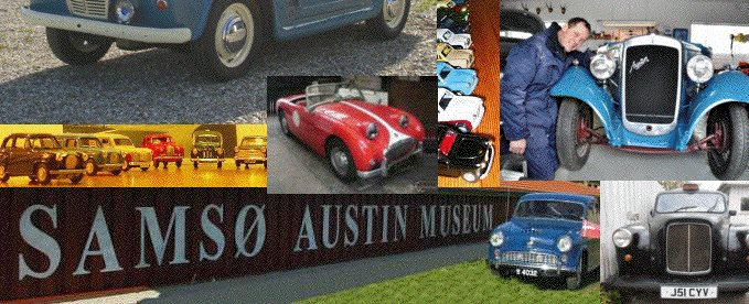 Entire Museum Dedicated to British Cars Goes On Sale in Denmark