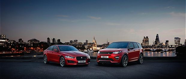 Jaguar Land Rover Reports September 2016 Sales