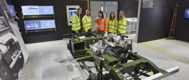 Land Rover Classic opens doors to new Reborn Tour and Driving Experience