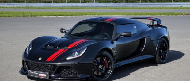 BEAUTY OF A BEAST: LOTUS EXIGE 350 SPECIAL EDITION