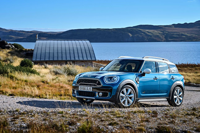 MINI Introduces New Countryman & Cooper S E Countryman ALL4