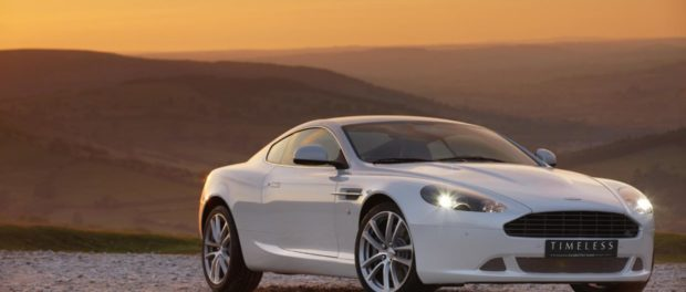 Pre-owned programme marks Timeless appeal of Aston Martin