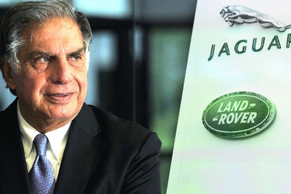 JLR - Tata Sacks Top CEO