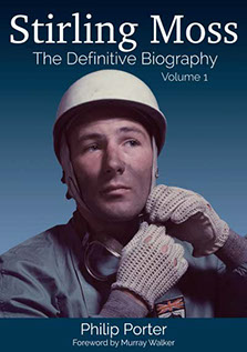 Stirling Moss: The Definitive Biography, Volume 1
