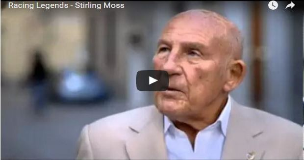 VotW - Racing Legends - Stirling Moss