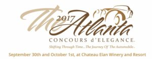 2017 Atlanta Concours d'Elegance