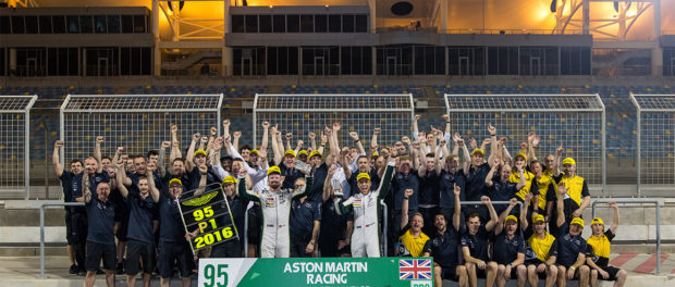 Aston Martin Seals World Championship Titles in Bahrain