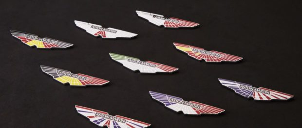Aston Martin Unveils Collectible Wings