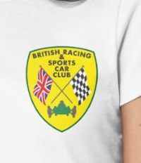 British Racing & Sports Car Club Shirt