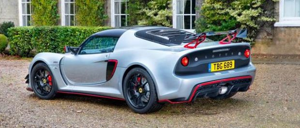 High powered, highly evolved, and ferociously fast, the Lotus Exige Sport 380 is the most aggressive iteration yet for the Exige model line up.